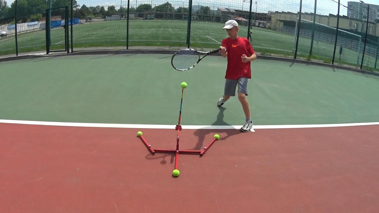 Теннис корт своими руками