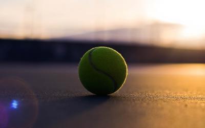 М. Барков, тренер (вице-чемпион Европы, чемпион России по теннису, Волжский)